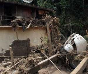 Estudo do PV mostra que governo não gasta nem 10% do disponível no orçamento para prevenção de desastres naturais - Wilson Dias / ABr