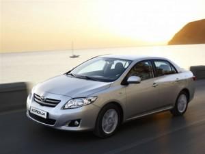 Toyota Corolla/Divulgação