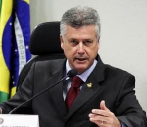 Presidente da Comissão de Meio Ambiente e Defesa do Consumidor, o senador Rodrigo Rollemberg foi o segundo mais lembrado pelos jornalistas