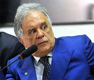 Edmar Moreira (MG) representa os deputados processados e sem partido no levantamento