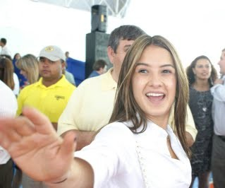 Aos 27 anos, Bruna Furlan é candidata a nova musa da Câmara dos Deputados