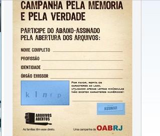 Em entrevista ao Congresso em Foco, presidente da OAB-RJ explica campanha pela abertura dos arquivos da ditadura
