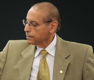 O deputado Júlio Campos é investigado em inquérito no Supremo Tribunal Federal por homicídio
