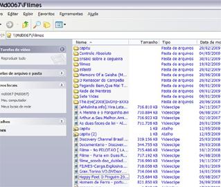 Rede do Senado dá acesso a pastas com centenas de filmes, jogos e músicas