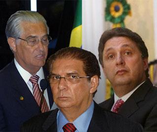 Joaquim Roriz, Jader Barbalho, Anthony Garotinho. Eles fazem parte da lista de políticos ameaçados pela Lei