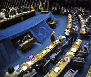 Com voto aberto na pauta, Senado tem que votar três MPs antes