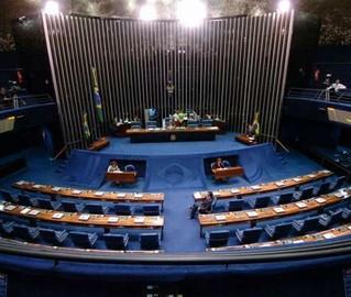 Senado vazio: senadores faltaram neste primeiro semestre mais de 50% mais que no mesmo período desde 2007