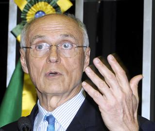 Eduardo Suplicy _ Moreira Mariz _ Senado
